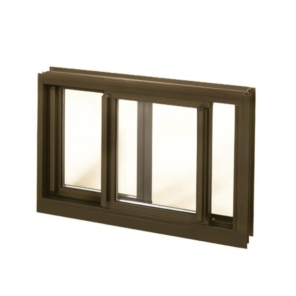 China WDMA sliding glass reception window