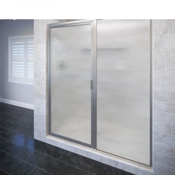China WDMA black corner shower cabin