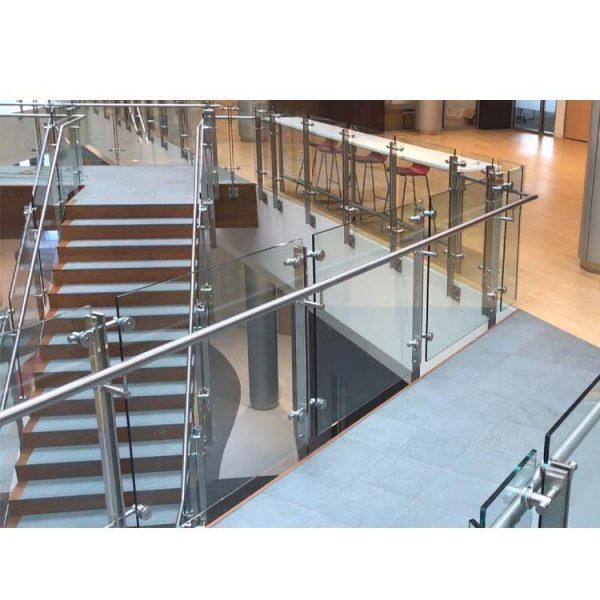 WDMA Roof Deck Railing Design