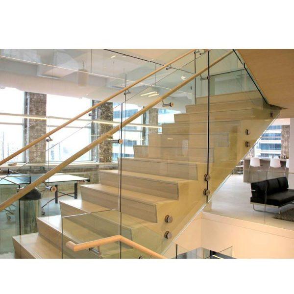 China WDMA Roof Deck Railing Design