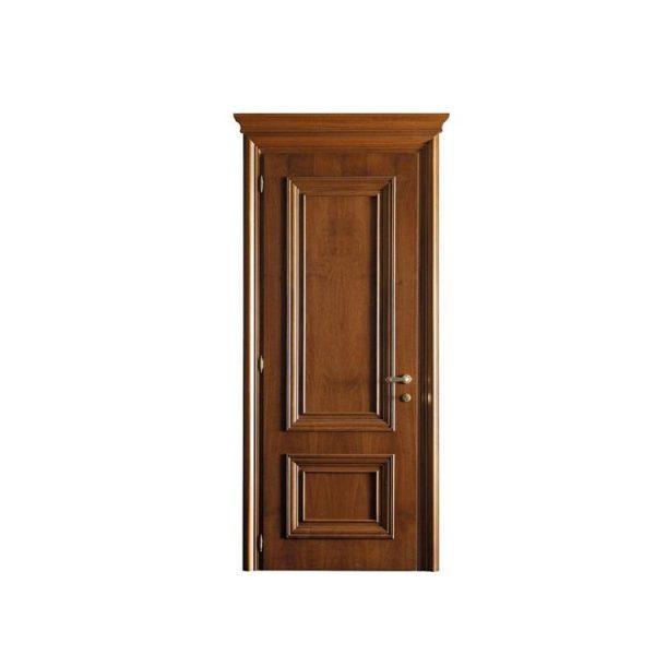 China WDMA Cheap Price PVC Interior Toilet Door PVC Bathroom Door Price