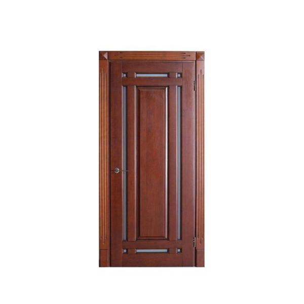 WDMA Cheaper Price Of Wood Door In Jamaica Sliding Doors For Sale