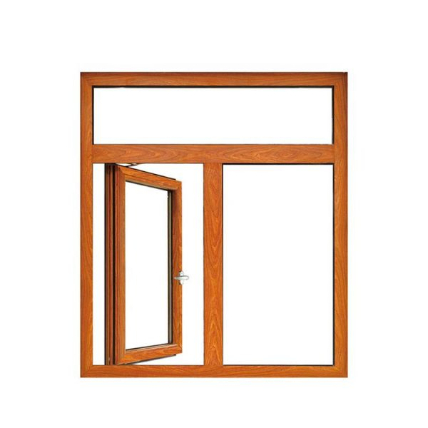 China WDMA Aluminum Casement Window