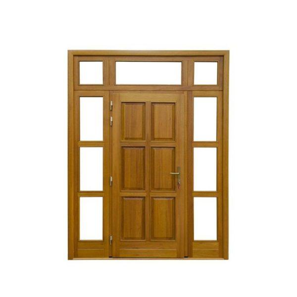 WDMA wooden doors for villas Wooden doors