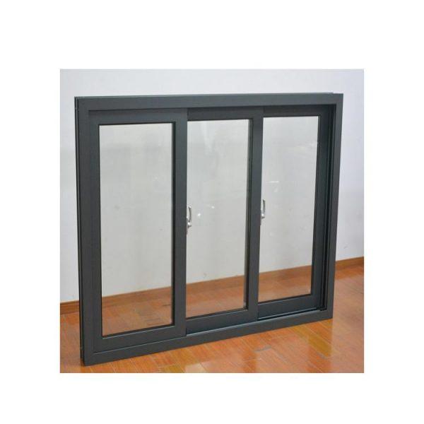 China WDMA Aluminum Sliding Window