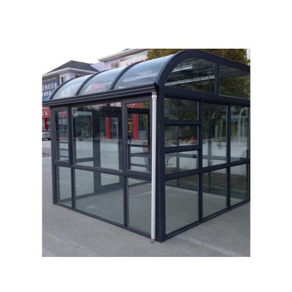 WDMA Glass Sunroom