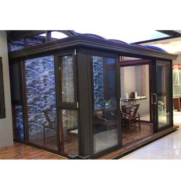 WDMA Curved Glass Sunrooms