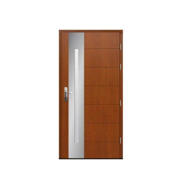 WDMA interior curved wooden door Wooden doors