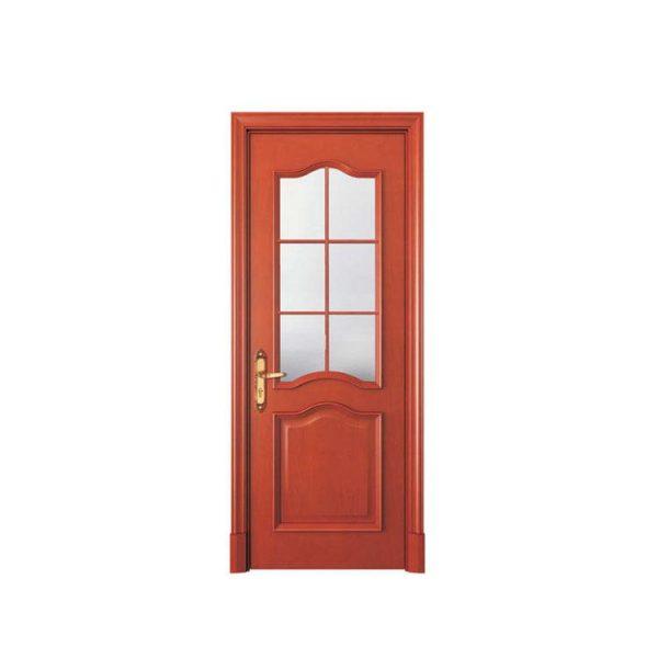 China WDMA China Wooden Door Main Door Mdf Flush door Designs