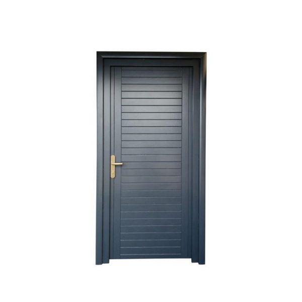 China WDMA Round Wooden Doors