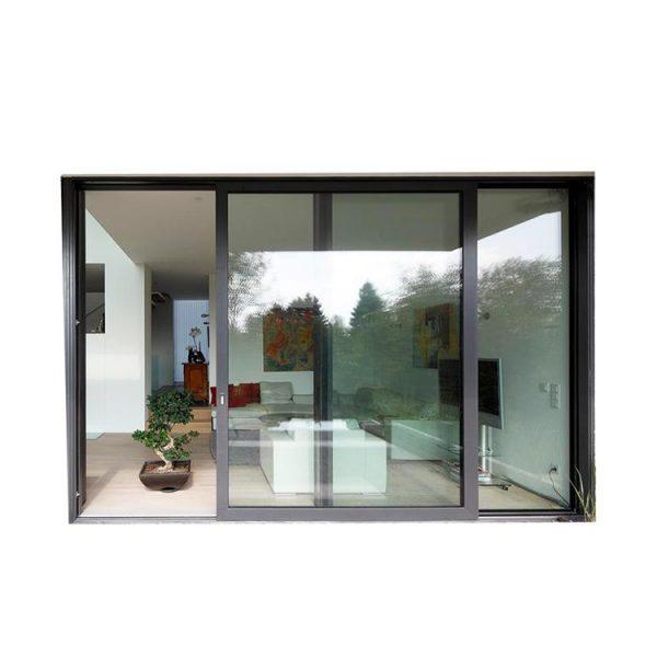 WDMA aluminum sliding doors prices
