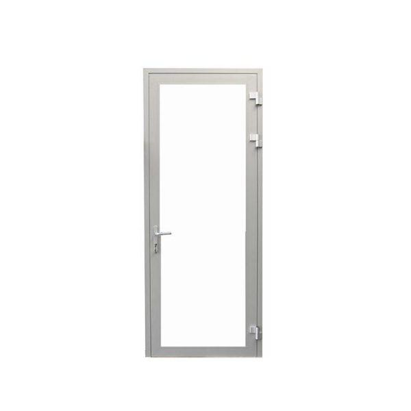 WDMA commercial door Aluminum Hinged Doors