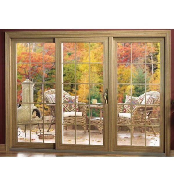 China WDMA Custom White Aluminium Frame Glass Window Double Glazed Australia