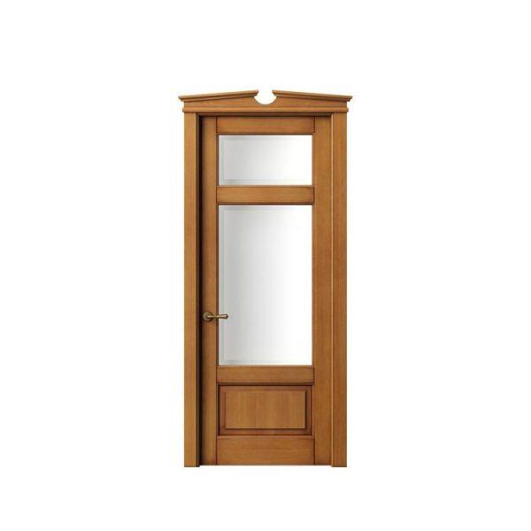China WDMA colonial wood doors