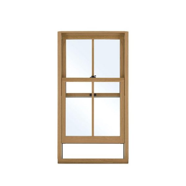 WDMA Vertical sliding aluminum window Aluminum Single Hung Window