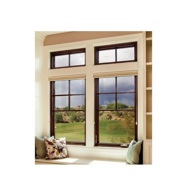 China WDMA Customized Replace Glass Vertical Sliding Aluminum Frame Windows With Latch Lock On Sales