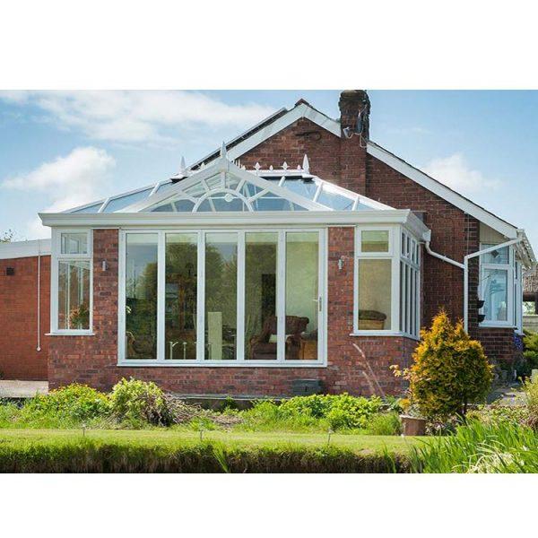 WDMA villa container glass house