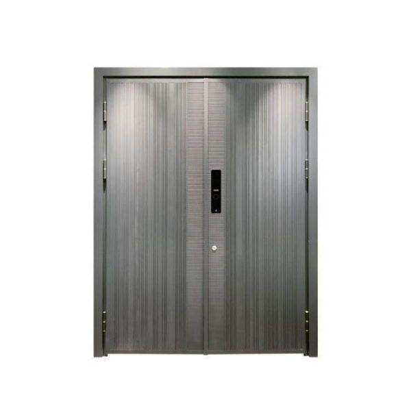 China WDMA aluminium casting door