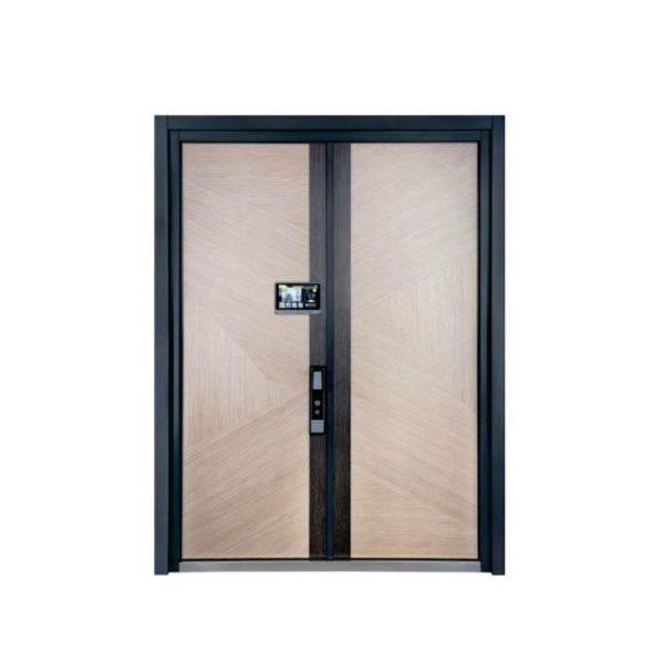 China WDMA aluminium casting door Aluminum Casting Door