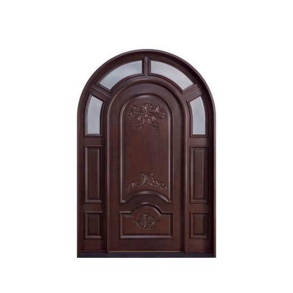 China WDMA Double Doors For Entrance