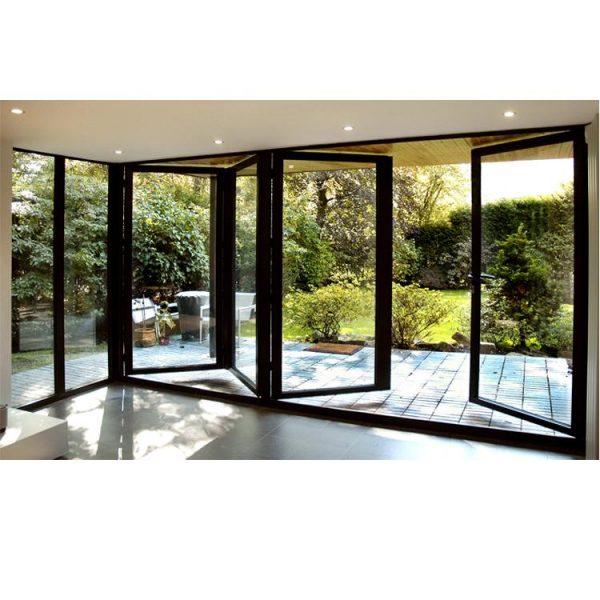 WDMA window and door Aluminum Folding Doors
