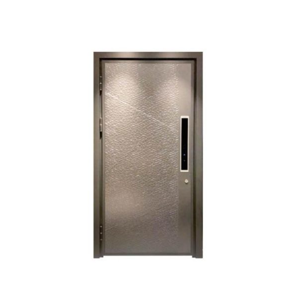 China WDMA aluminium panel door