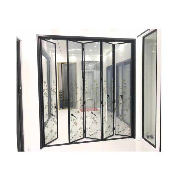 WDMA Folding Pocket Patio Doors
