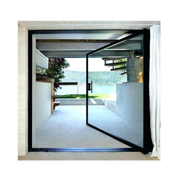 WDMA Glass Door Floor Pivot