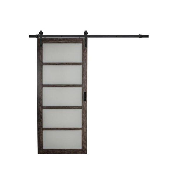WDMA sliding wood door Wooden doors