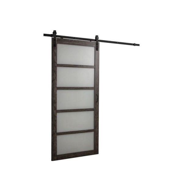 China WDMA sliding wood door Wooden doors