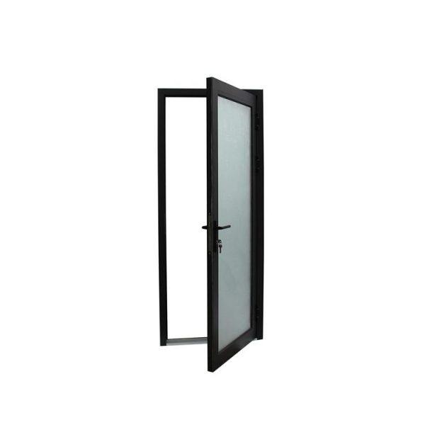 China WDMA Tempered Glass Sauna Door