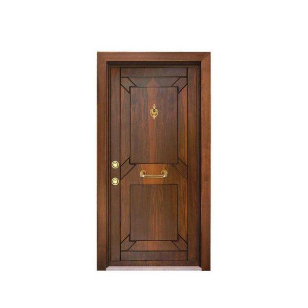 WDMA fancy wooden double door
