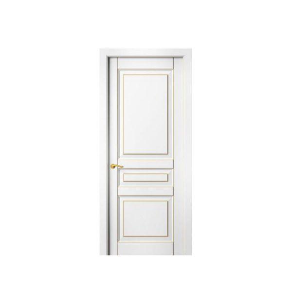 China WDMA fancy wooden double door