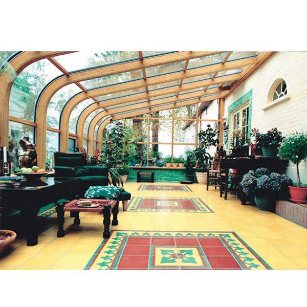 WDMA greenhouse Aluminum Sunroom