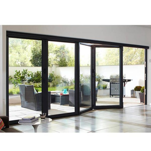 WDMA Aluminium Glass Door Design