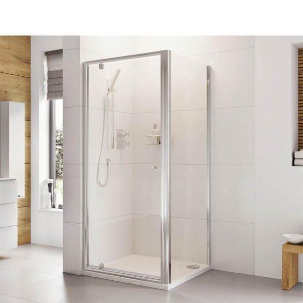 WDMA 4 sided shower enclosure
