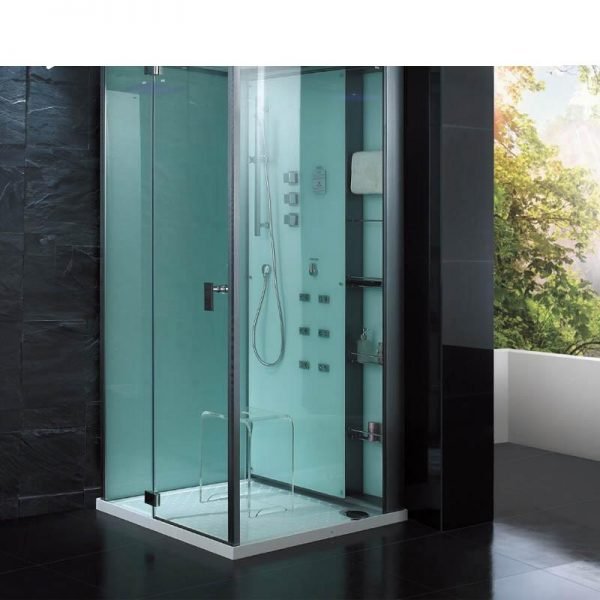 China WDMA 4 sided shower enclosure