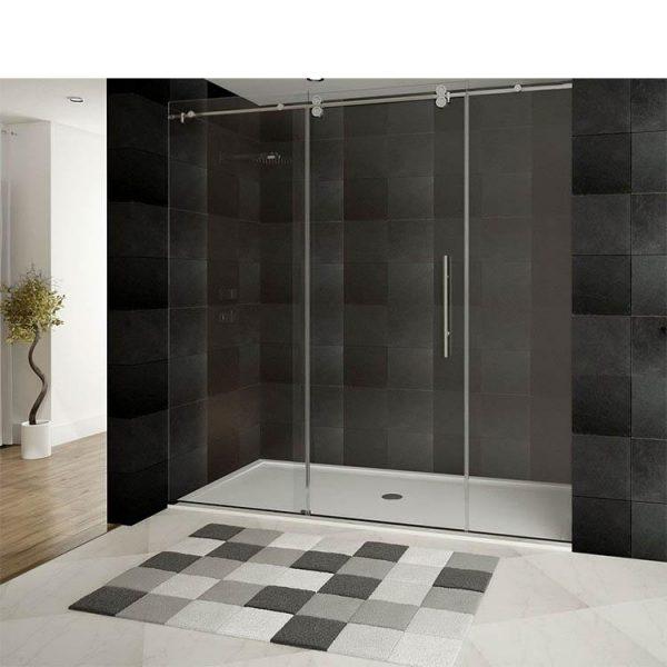 WDMA Freestanding Bath Shower Room Shower Door Enclosure