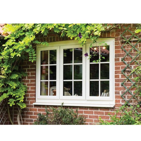 WDMA French Aluminium Windows In Pakistan With Grill Design Prices