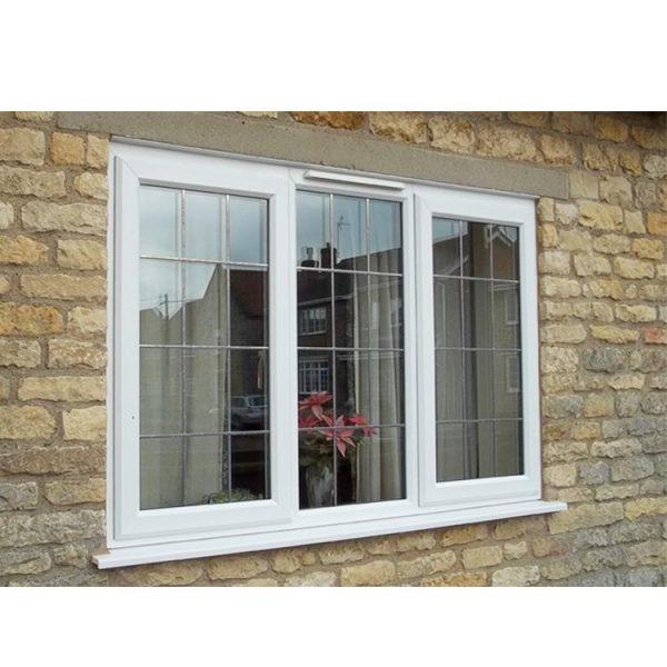 China WDMA aluminium windows in pakistan with grill design Aluminum Casement Window
