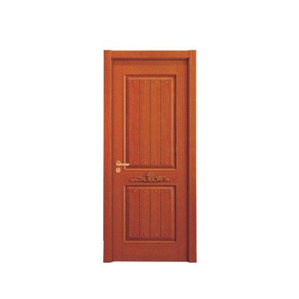 China WDMA French Doors Wooden Door In Dhaka Bangladesh