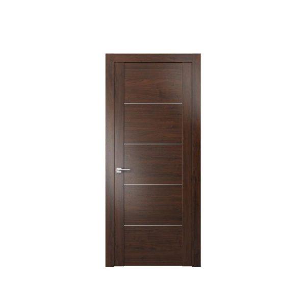 WDMA Front Simple Teak Wood Door Models Designs