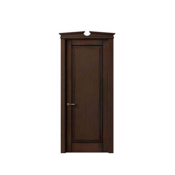 China WDMA teak wood door models