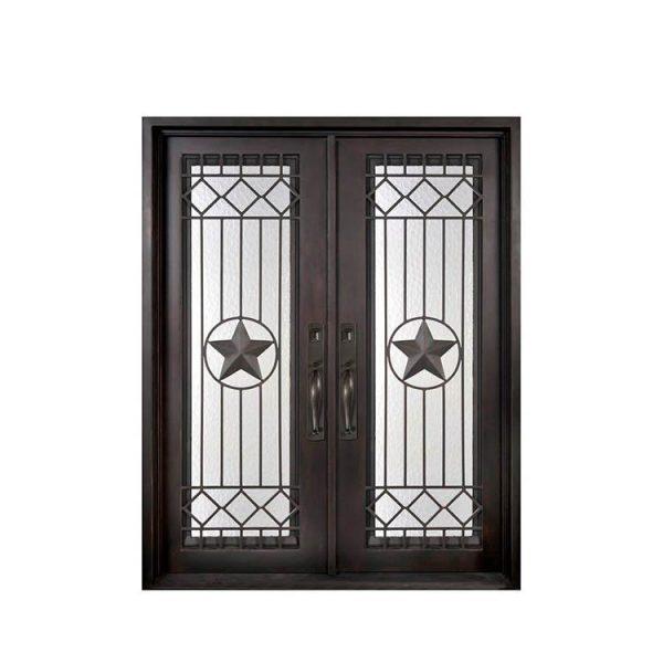 WDMA main iron door grill design