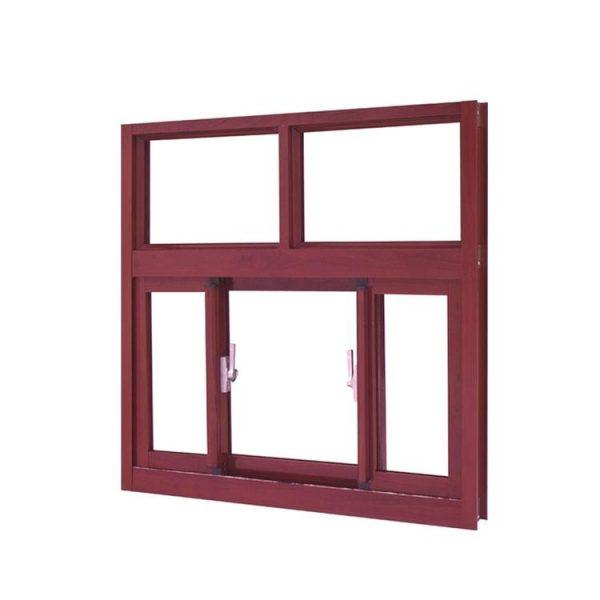 WDMA brown glass window