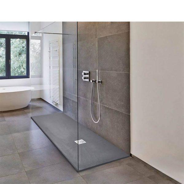 WDMA glass shower cabin