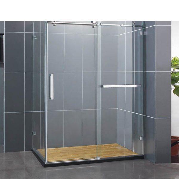 WDMA glass sliding door Shower door room cabin