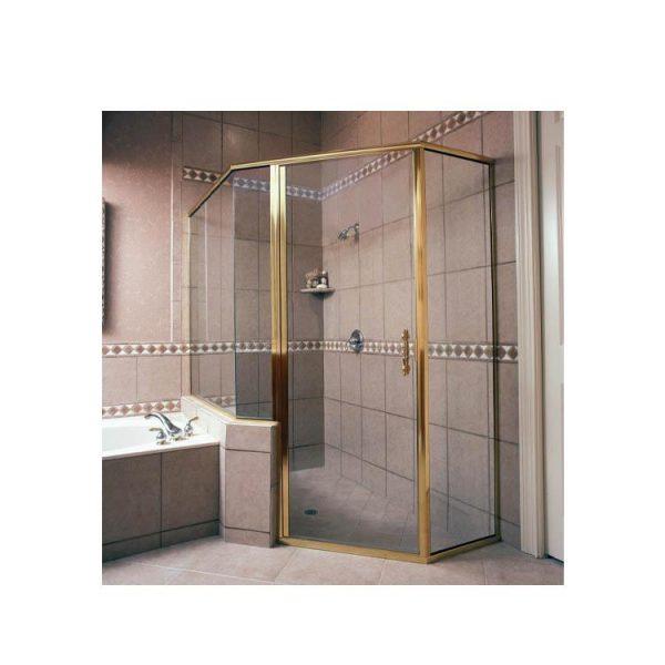 China WDMA glass sliding door Shower door room cabin