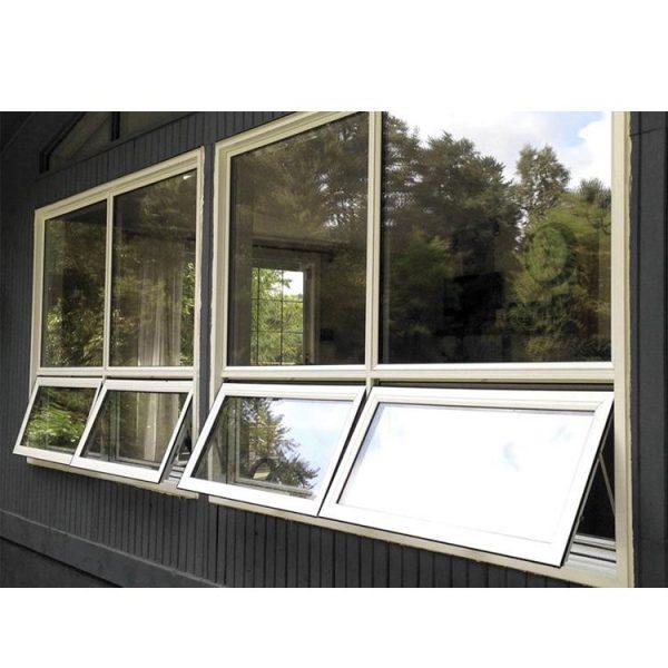 WDMA aluminum alloy door and window Aluminum Awning Window