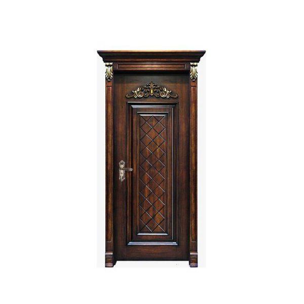 China WDMA wooden window door models Wooden doors